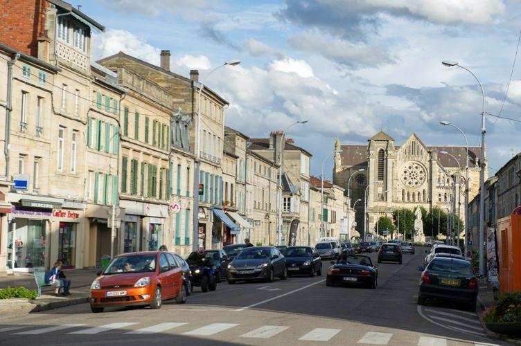 Le Boulevard De La Rochelle Lorraine Tourisme