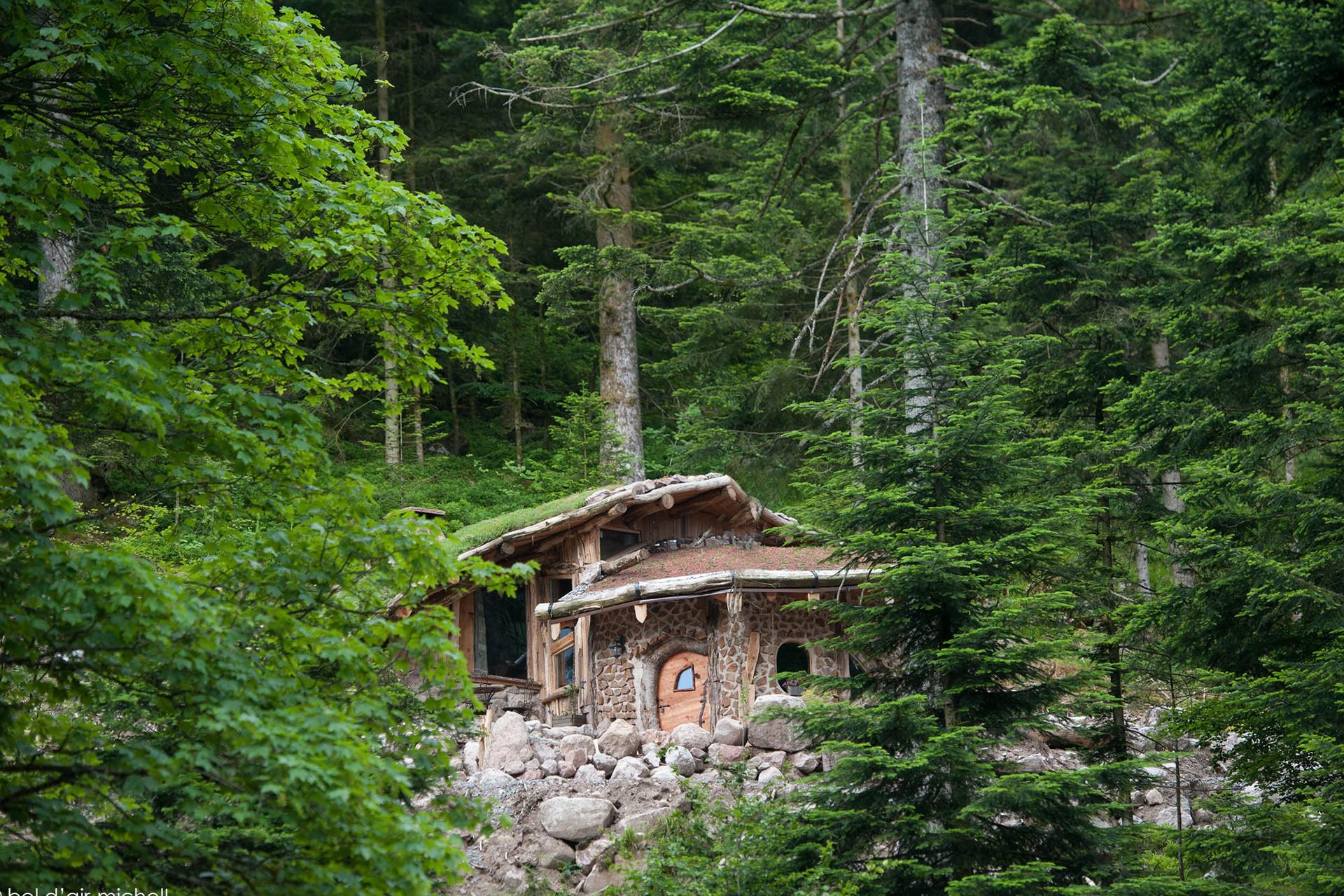 Hébergements insolites au cœur de la nature - Lorraine Tourisme