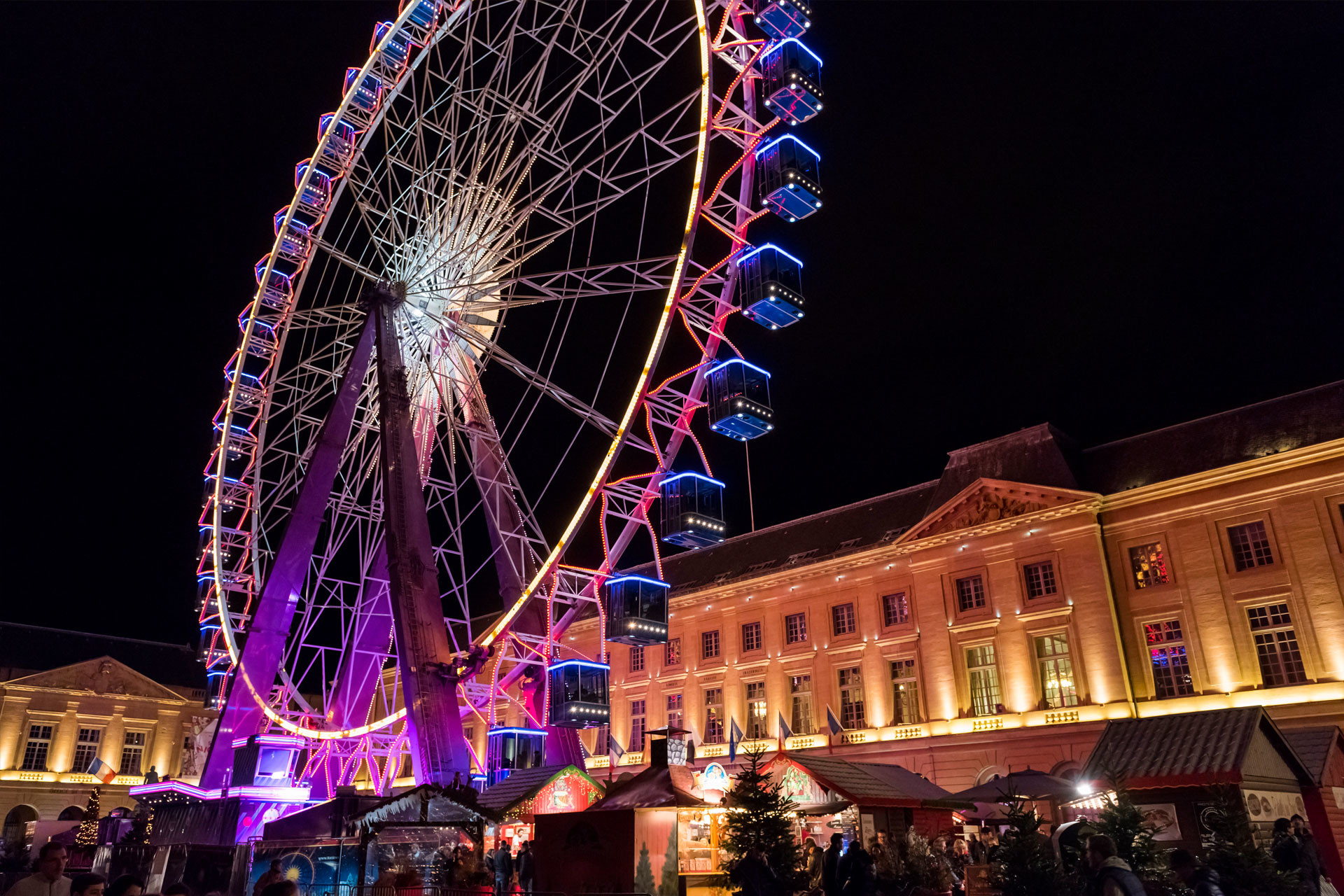 Marche De Noel A Metz Christmas in Metz: our 5 favourites   Lorraine Tourisme