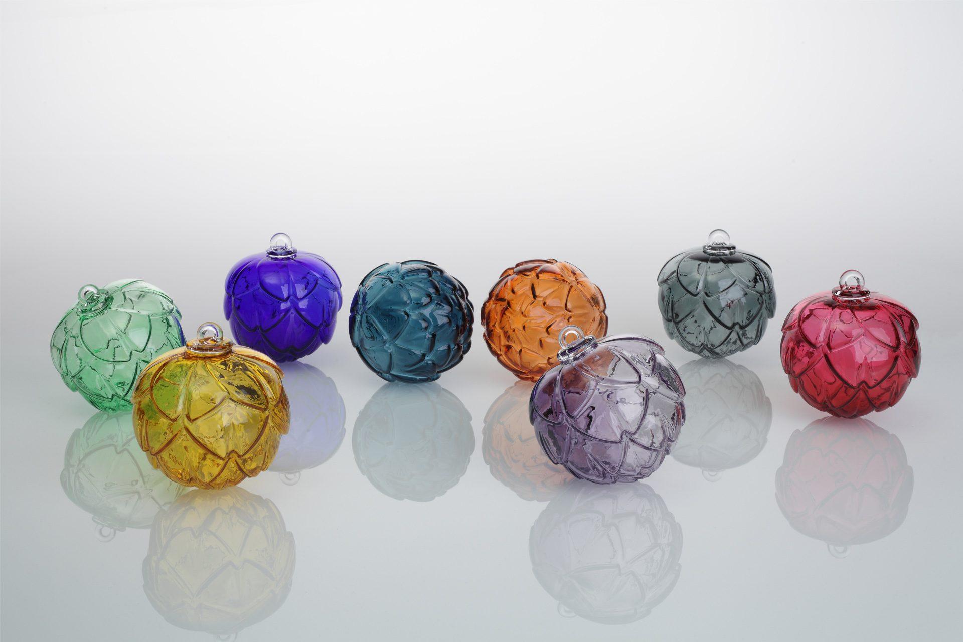 Boule De Noel En Verre Meisenthal Arti : la nouvelle boule de Noël de Meisenthal   Lorraine Tourisme
